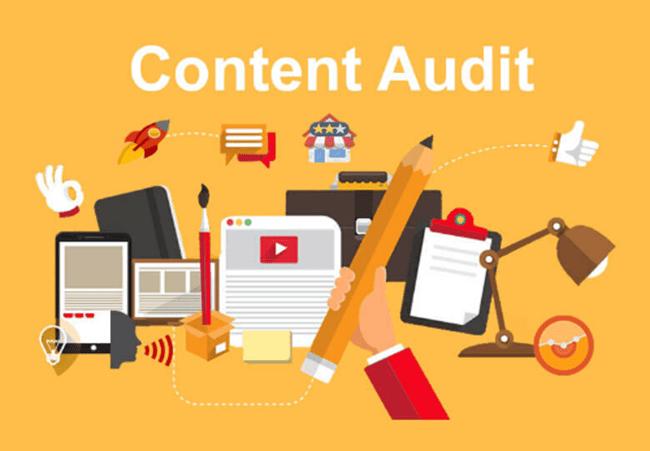 Audit Website Content